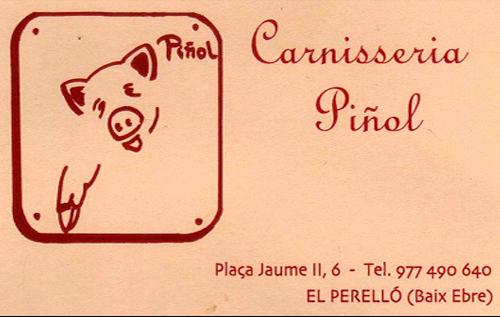 Carnisseria Piñol